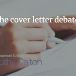 The Cover Letter Debate