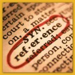 Why reference seeking is a key skill