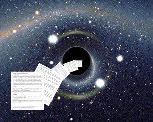 cv black hole