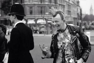 Nigel Farage 1983