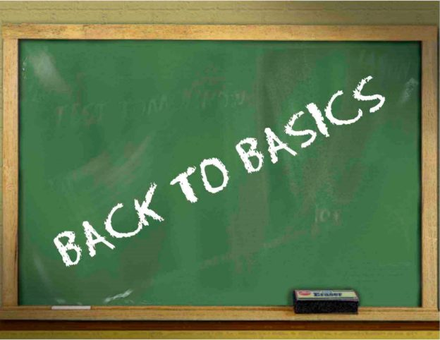 back to basics job search tips