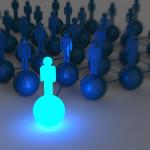 Social recruitment makes relationship building vital