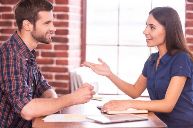 personal workplace relationships