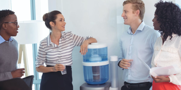 water cooler moments
